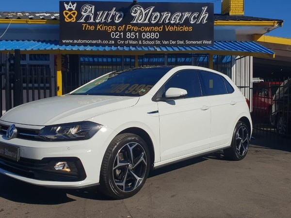 2018 Volkswagen Polo 1.0 TSI Highline 85kW Western Cape Somerset West_0