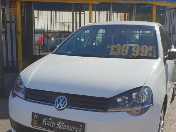 2017 Volkswagen Polo 1.4 Comfortline  Western Cape Somerset West_0