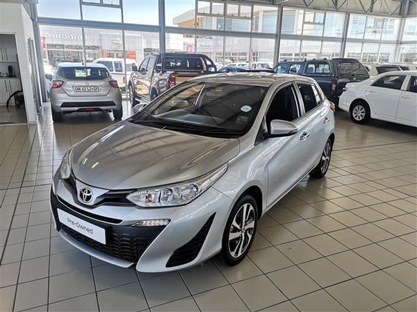 2018 Toyota Yaris 1.5 Xs CVT 5-Door Eastern Cape East London_0