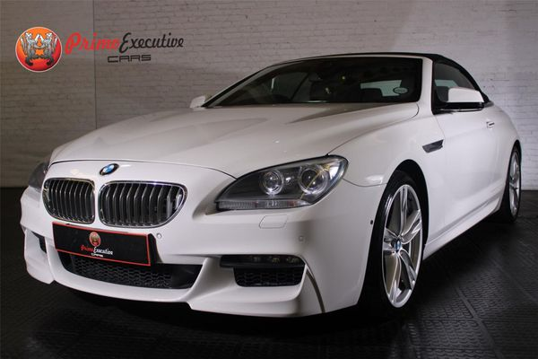 2013 BMW 6 Series 650i Convert M Sport Auto Gauteng Edenvale_0