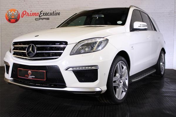 2013 Mercedes-Benz M-Class Ml 63 Amg  Gauteng Edenvale_0