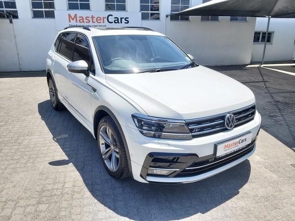 2019 Volkswagen Tiguan AllSpace 1.4 TSI CLINE DSG 110KW Western Cape Kuils River_0