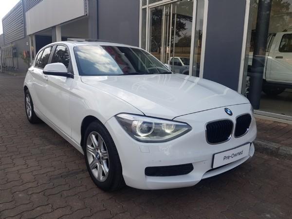 2015 BMW 1 Series 118i 3dr f21  Kwazulu Natal Pietermaritzburg_0