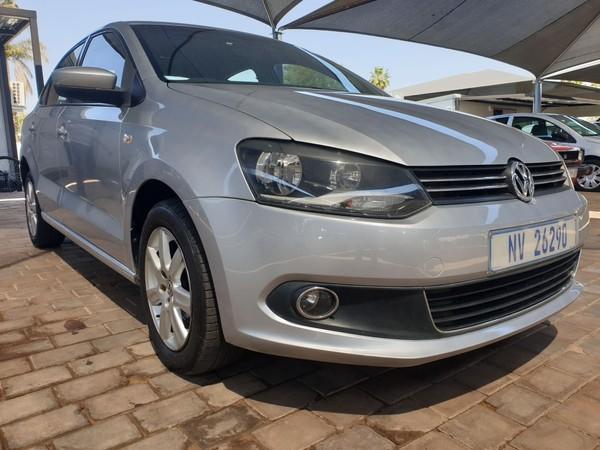 2012 Volkswagen Polo 1.4 Trendline  Gauteng Pretoria_0