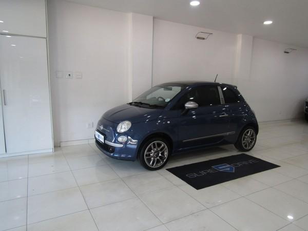 2011 Fiat 500 1.4 Petrol Kwazulu Natal Durban_0