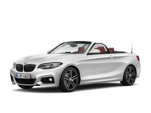 2019 BMW 2 Series 220i Convertible M Sport Auto F23 Kwazulu Natal Pietermaritzburg_0