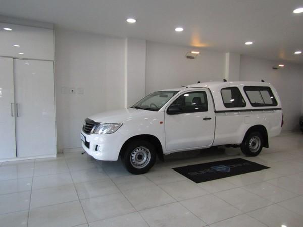 2016 Toyota Hilux 2.5 D4d Pu Sc  Kwazulu Natal Durban_0