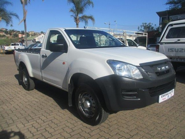 2014 Isuzu KB Series 250 D-TEQ Fleetside Safety Single cab Bakkie Kwazulu Natal Durban North_0