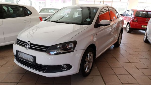 2015 Volkswagen Polo 1.6 Comfortline  Gauteng Springs_0