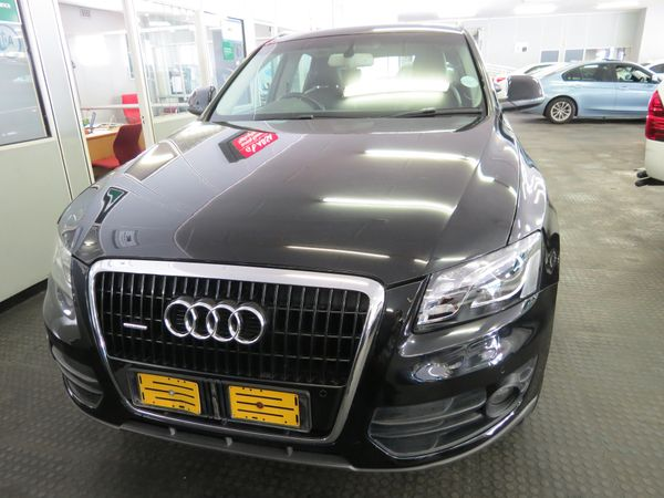 2010 Audi Q5 3.0 Tdi Se Quattro Stronic  Western Cape Goodwood_0