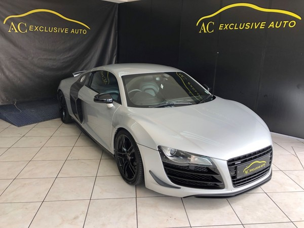 2009 Audi R8 4.2 Fsi Quattro Rtronic  Western Cape Goodwood_0