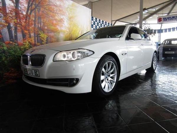 2011 BMW 5 Series 530d At e60  Gauteng Rosettenville_0