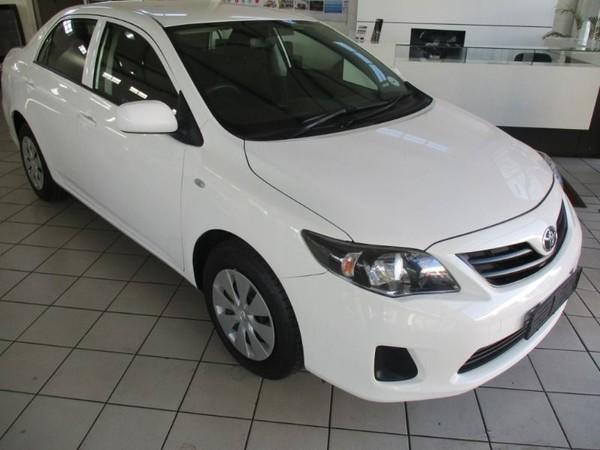 2018 Toyota Corolla Quest 1.6 Western Cape Malmesbury_0