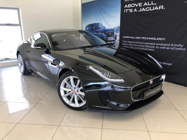 2019 Jaguar F-TYPE 2.0i4 Coupe Auto Gauteng Four Ways_0