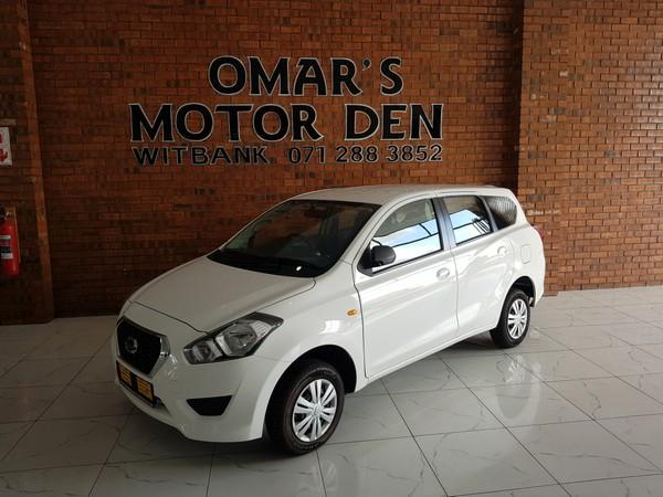 2020 Datsun Go  1.2 LUX 7-Seater Mpumalanga Witbank_0