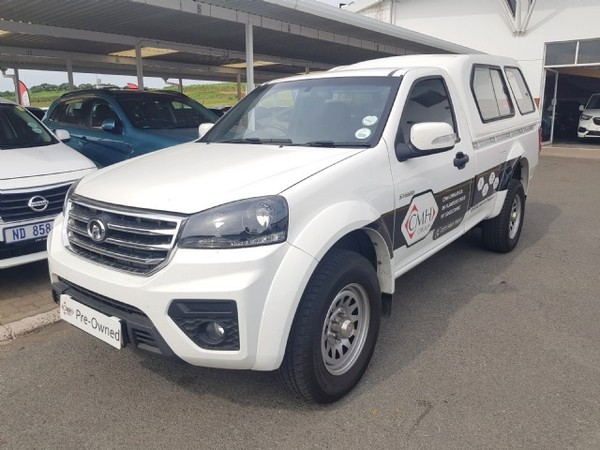 2019 GWM Steed 5 2.0 WGT Workhorse Single Cab Bakkie Kwazulu Natal Umhlanga Rocks_0
