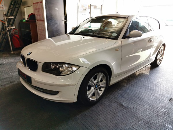 2010 BMW 1 Series 116i Exclusive 3dr e81  Kwazulu Natal Durban_0