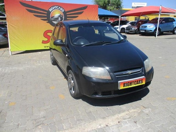 Used Chevrolet Aveo 1 5 Ls 5dr For Sale In Gauteng Cars Co