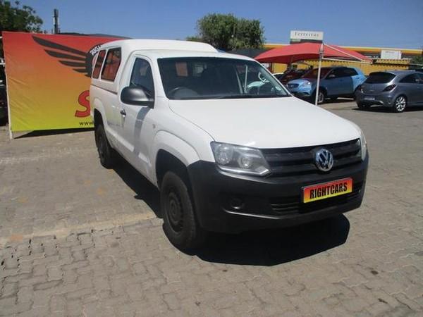 2012 Volkswagen Amarok 2.0tsi 118kw Sc Pu  Gauteng North Riding_0