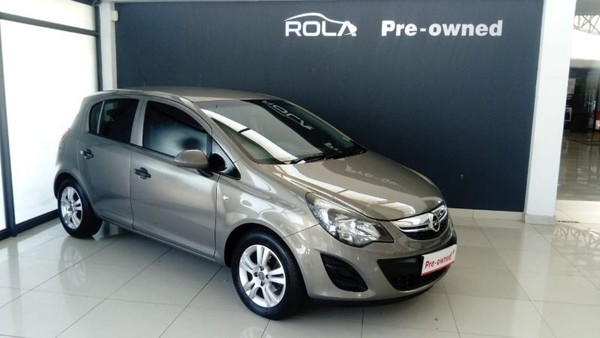 2014 Opel Corsa 1.4 Essentia 5dr  Western Cape Somerset West_0