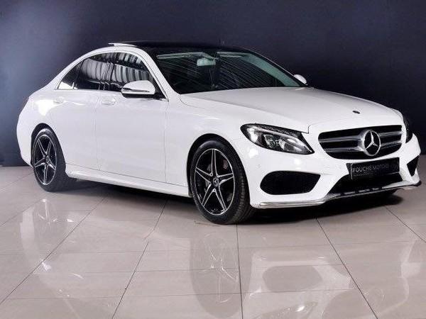 2018 Mercedes-Benz C-Class C200 Edition-C Auto Gauteng Vereeniging_0