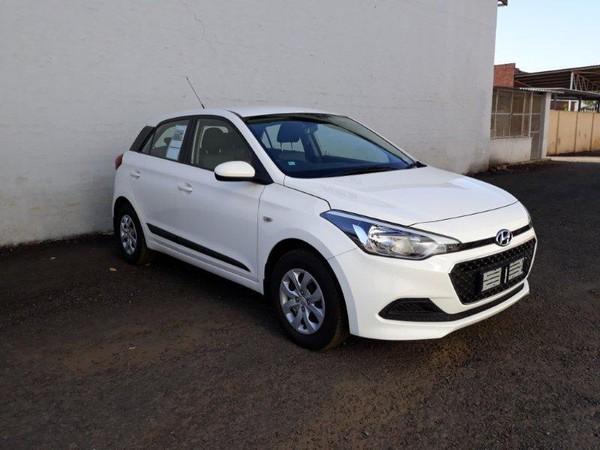 2018 Hyundai i20 1.2 Motion Kwazulu Natal Vryheid_0