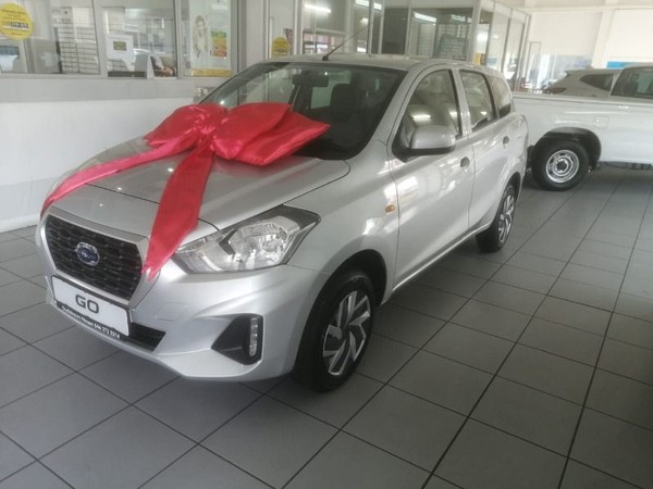 2019 Datsun Go  1.2 MID 7-Seater Western Cape Oudtshoorn_0