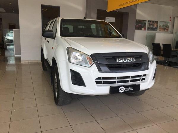 2018 Isuzu KB Series 250 D-TEQ HO HI Rider Double cab Bakkie Kwazulu Natal Durban_0