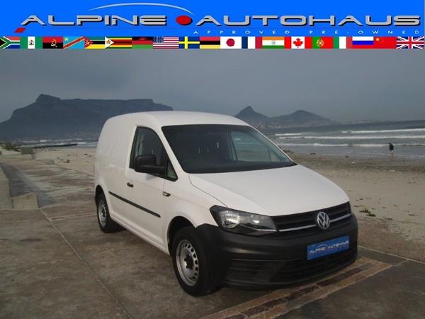2016 Volkswagen Caddy 2.0TDi 81KW FC PV Western Cape_0