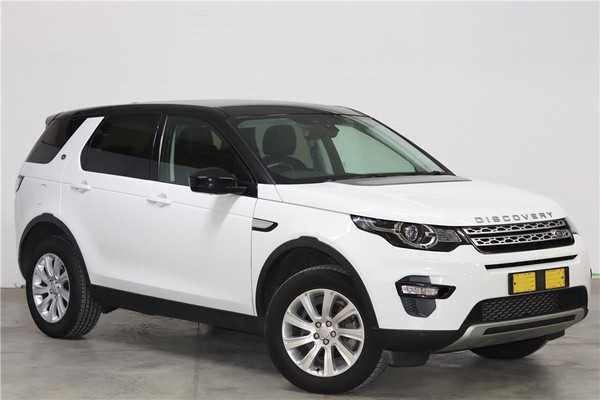 2016 Land Rover Discovery Sport Sport 2.2 SD4 HSE Eastern Cape Port Elizabeth_0
