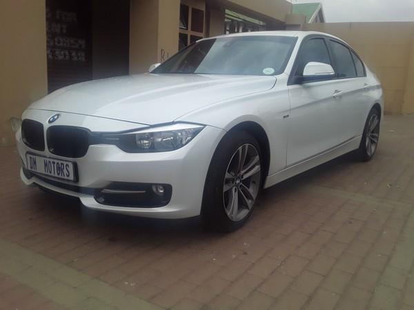2012 BMW 3 Series 320i Sport Line f30  Gauteng Rosettenville_0
