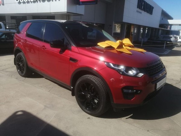 2015 Land Rover Discovery Sport Sport 2.2 SD4 SE Western Cape Oudtshoorn_0