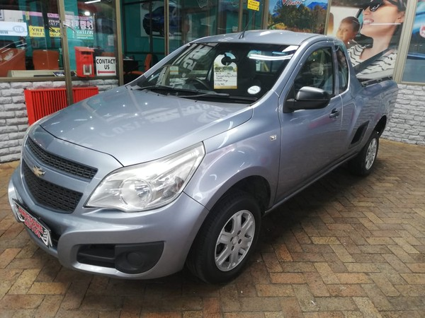 2012 Chevrolet Corsa Utility 1.4 Sc Pu  Western Cape Goodwood_0