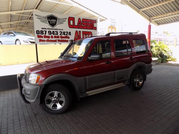 2016 Mahindra Scorpio 2.2 M HAWK 8 Seat Gauteng Randburg_0