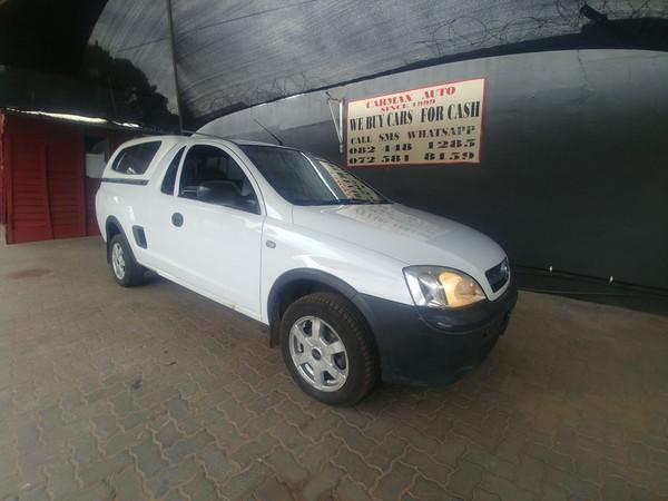 2011 Chevrolet Corsa Utility 1.4 Club Pu Sc  Gauteng Johannesburg_0