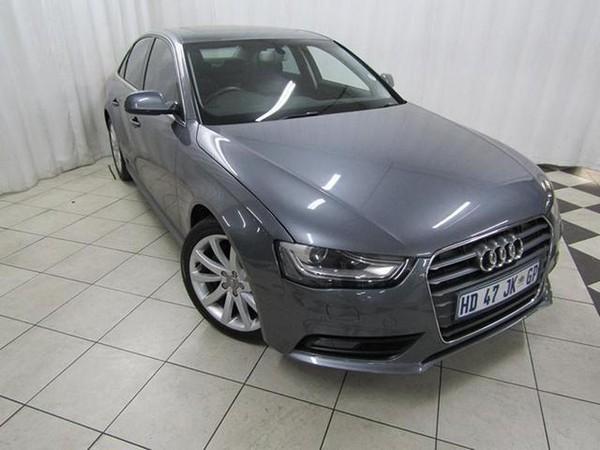 2014 Audi A4 2.0 TFSI SE Multi Gauteng Johannesburg_0