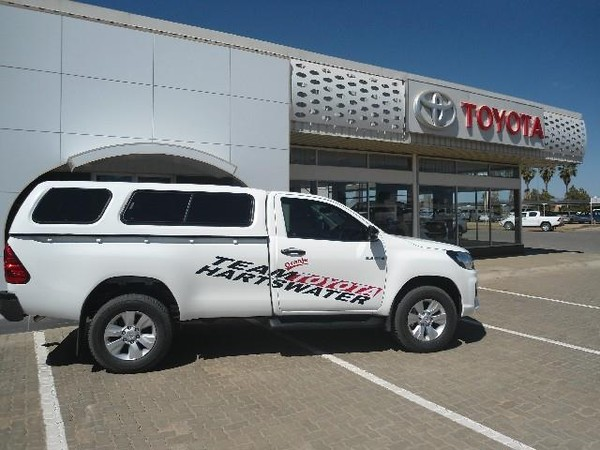 2019 Toyota Hilux 2.4 GD-6 RB SRX Single Cab Bakkie Northern Cape Hartswater_0