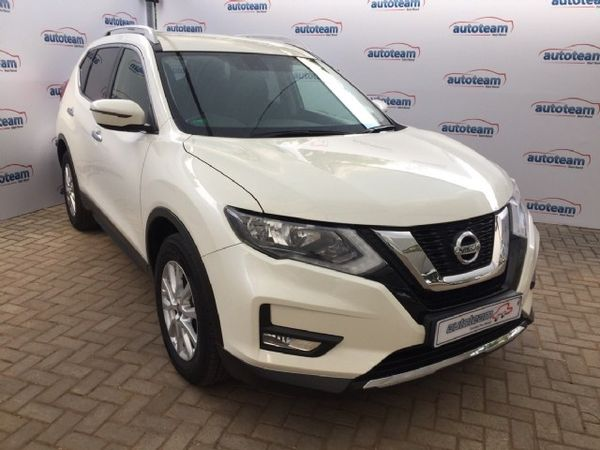 2018 Nissan X-Trail 2.5 Acenta 4X4 CVT Gauteng Boksburg_0
