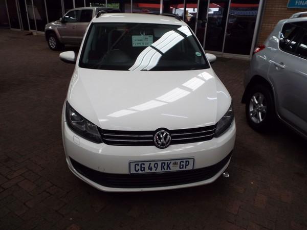 2013 Volkswagen Touran 1.2 Tsi Trendline  Gauteng Vereeniging_0