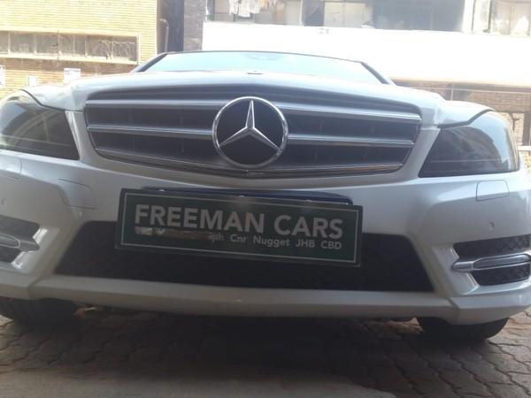 2013 Mercedes-Benz C-Class C200 Auto Gauteng Johannesburg_0