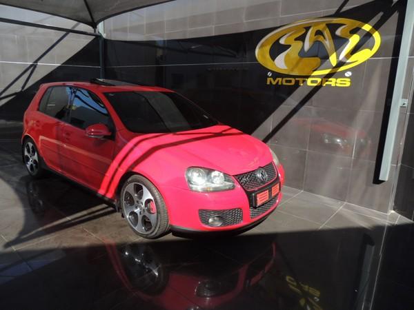 2007 Volkswagen Golf 5 GTi DSG 2.0 Gauteng Vereeniging_0