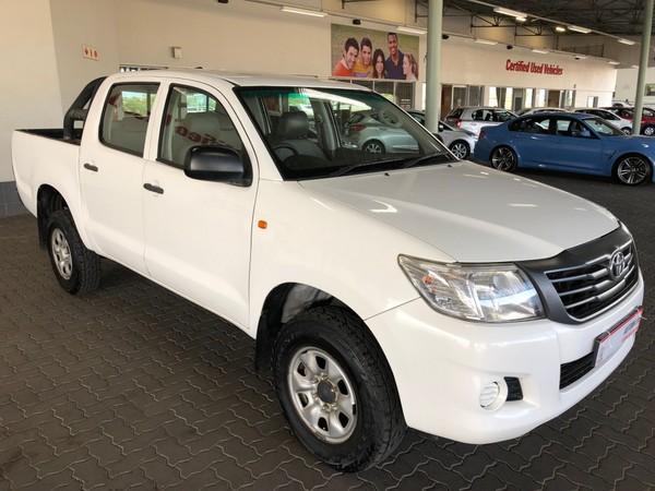 2015 Toyota Hilux Hilux 2.5 D4D 4x4 Man  Gauteng Midrand_0