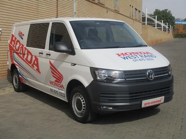 2019 Volkswagen Transporter T6 CBUS 2.0 TDi LWB 103KW DSG FC PV Gauteng Roodepoort_0