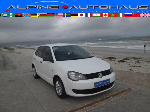 2013 Volkswagen Polo Vivo 1.4 Zest 5dr Western Cape_0