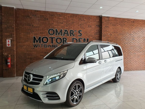 2019 Mercedes-Benz V-Class AMG HIGHLY SPECED Mpumalanga Witbank_0