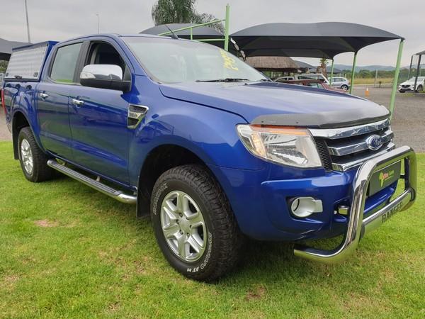 2012 Ford Ranger 3.2tdci Xlt 4x4 At Pu Dc  North West Province Rustenburg_0