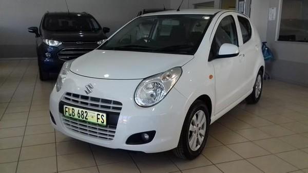 2014 Suzuki Alto 1.0 Glx  Northern Cape Kimberley_0