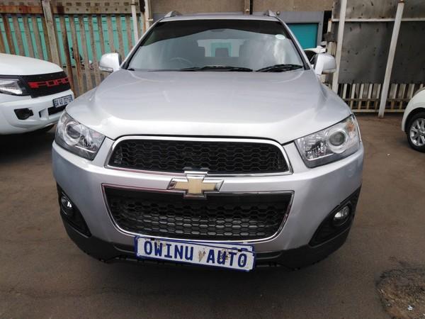 2013 Chevrolet Captiva 2.4 Lt  Gauteng Johannesburg_0