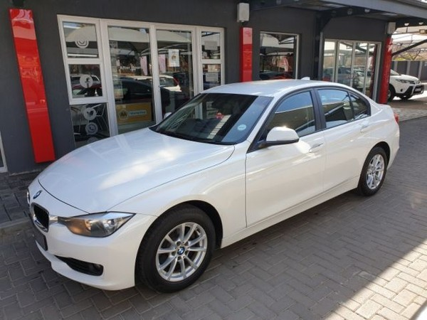 2013 BMW 3 Series 320d At f30  Gauteng Vanderbijlpark_0