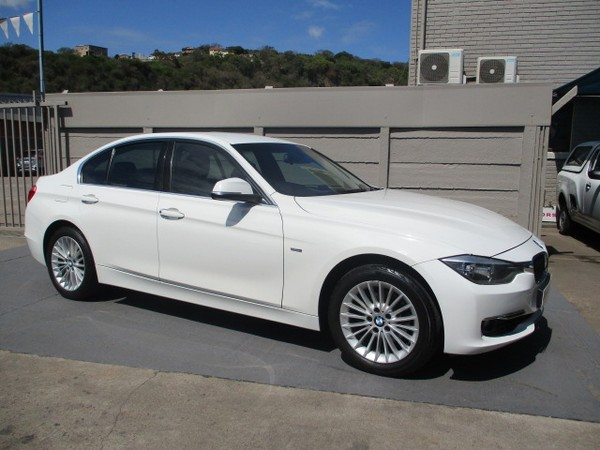 2012 BMW 3 Series 320i 6 Speed Luxury Line F30 Kwazulu Natal Durban_0
